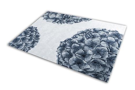 Дизайнер Микаэла Шляйпен представила новую коллекцию ковров | галерея [1] фото [2]