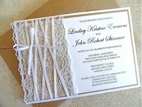 Как оформить приглашение на свадьбу | галерея [1] фото [2]