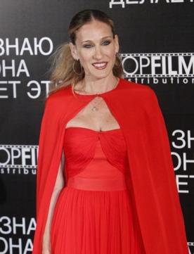 Сара Джессика Паркер в Москве
