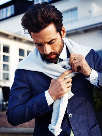 Тренды мужской моды 2013