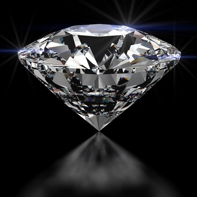 Овен: бриллиант