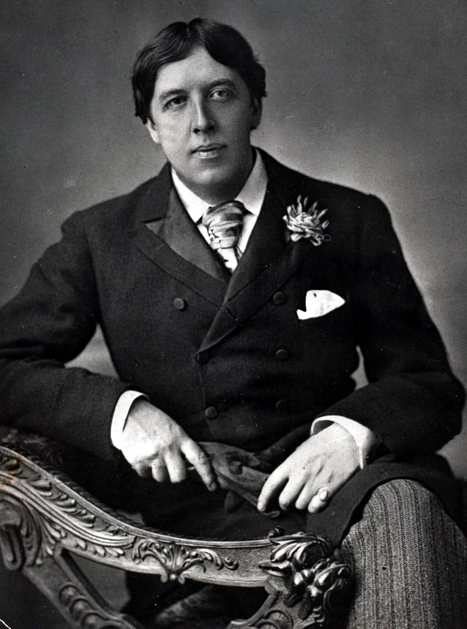 «Философия одежды» Оскара Уайльда