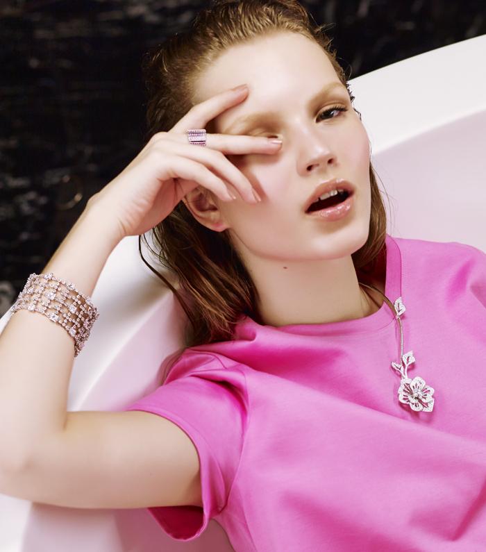 Розовое: с чем носить?