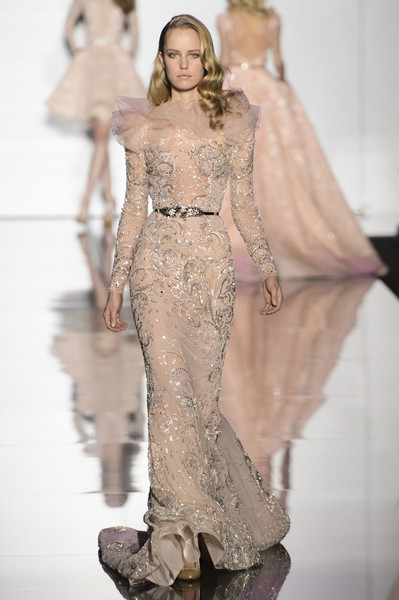 Показ Zuhair Murad Haute Couture | галерея [1] фото [11]