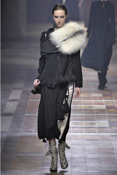 Показ Lanvin на неделе моды в Париже | галерея [1] фото [24]