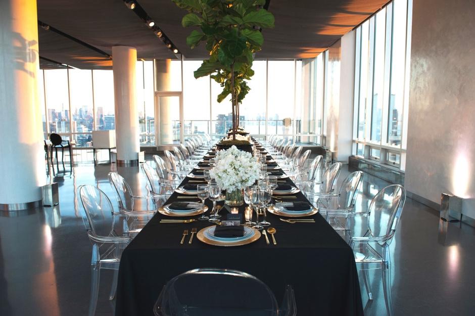 Ники Хилтон стала гостьей закрытого ужина LUBLU Kira Plastinina в Нью-Йорке