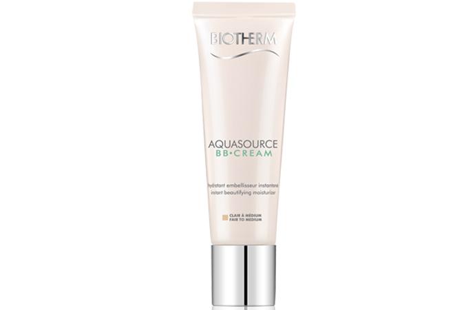 Увлажняющий ВВ-крем для совершенного тона кожи Aquasource SPF 15 от Biotherm