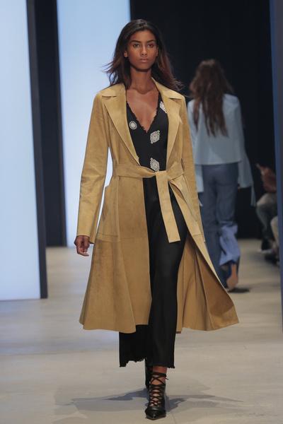 Неделя моды в Нью-Йорке 2015: день шестой | галерея [4] фото [1]