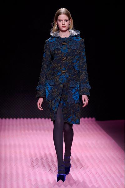Показ Mary Katrantzou на Неделе моды в Лондоне | галерея [1] фото [19]