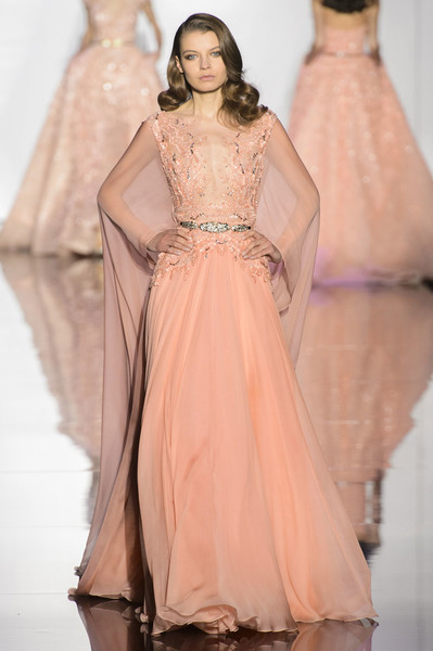 Показ Zuhair Murad Haute Couture | галерея [1] фото [15]