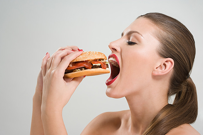 как еда влияет на характер