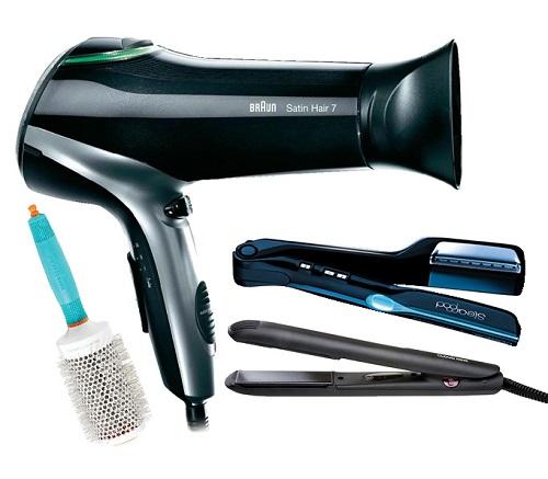 Стайлеры для выпрямления волос