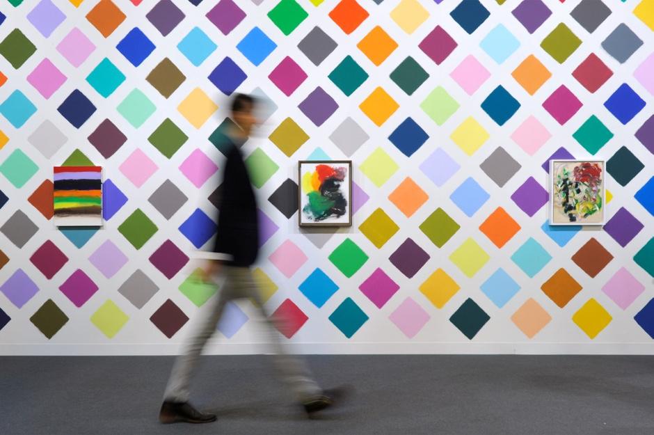 В Швейцарии открылась выставка современного искусства Art Basel