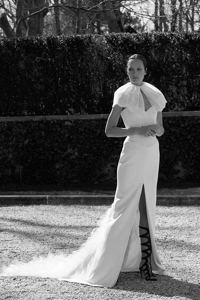 Лучшие коллекции Недели свадебной моды | галерея [4] фото [11]