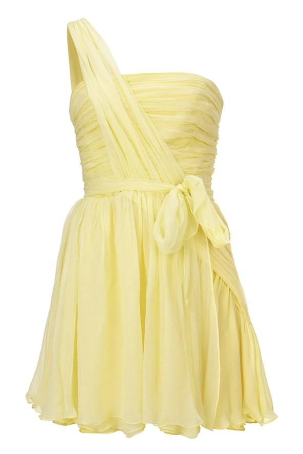 Летняя мода 2014: яркие платья