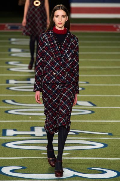 Показ Tommy Hilfiger на Неделе моды в Нью-Йорке | галерея [2] фото [28]