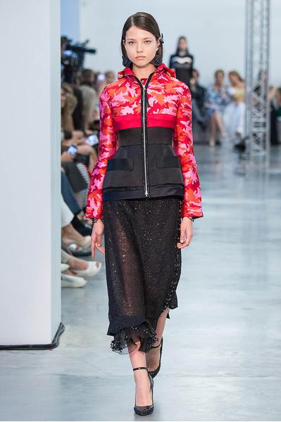 В Москве состоялся показ осенне-зимней коллекции Edem Couture | галерея [1] фото [6]