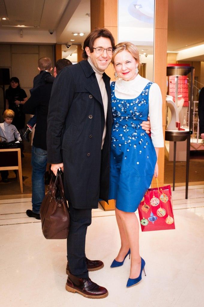 Андрей Малахов и Татьяна Торчилина