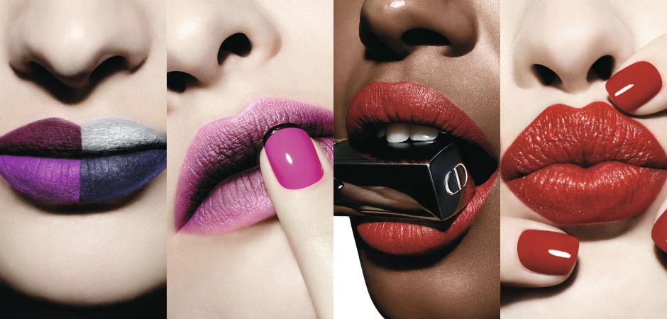 I feel good: все о новой коллекции помад Rouge Dior