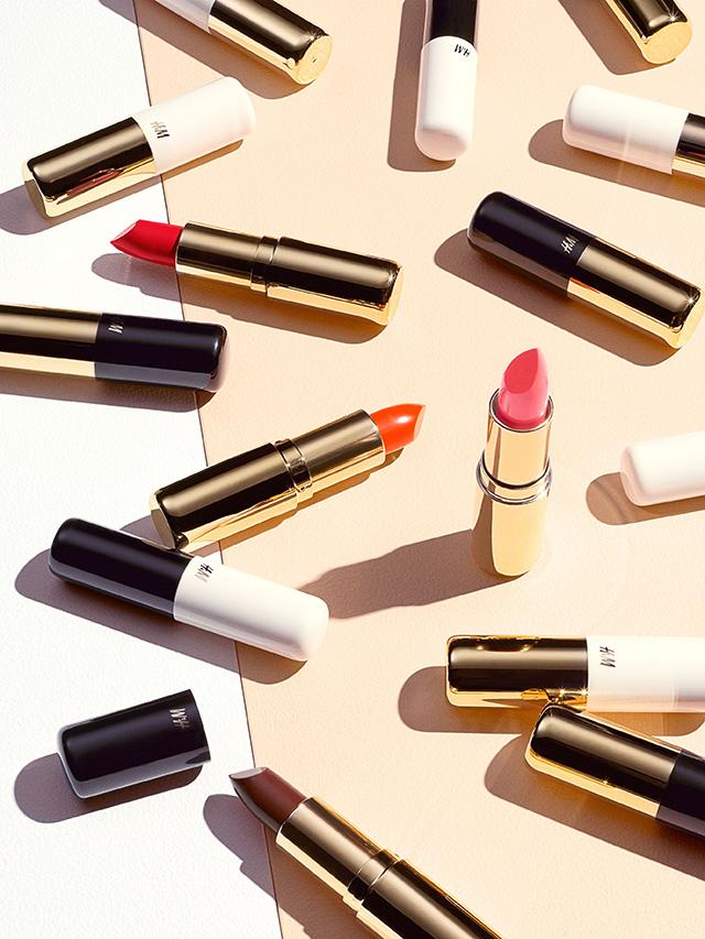 Осенняя коллекция макияжа H&M
