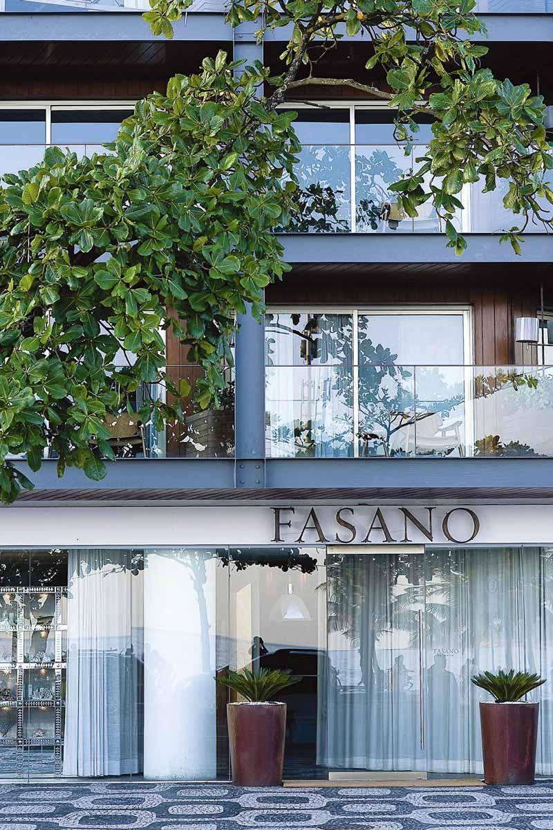 Отель FASANO Rio de Janeiro