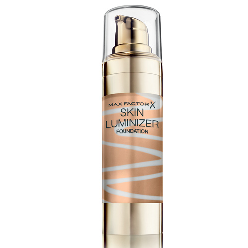 Тональная основа Skin Luminizer от Max Factor Лучшие хайлайтеры