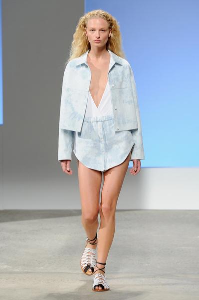 Неделя моды в Нью-Йорке 2015: день шестой | галерея [3] фото [1]
