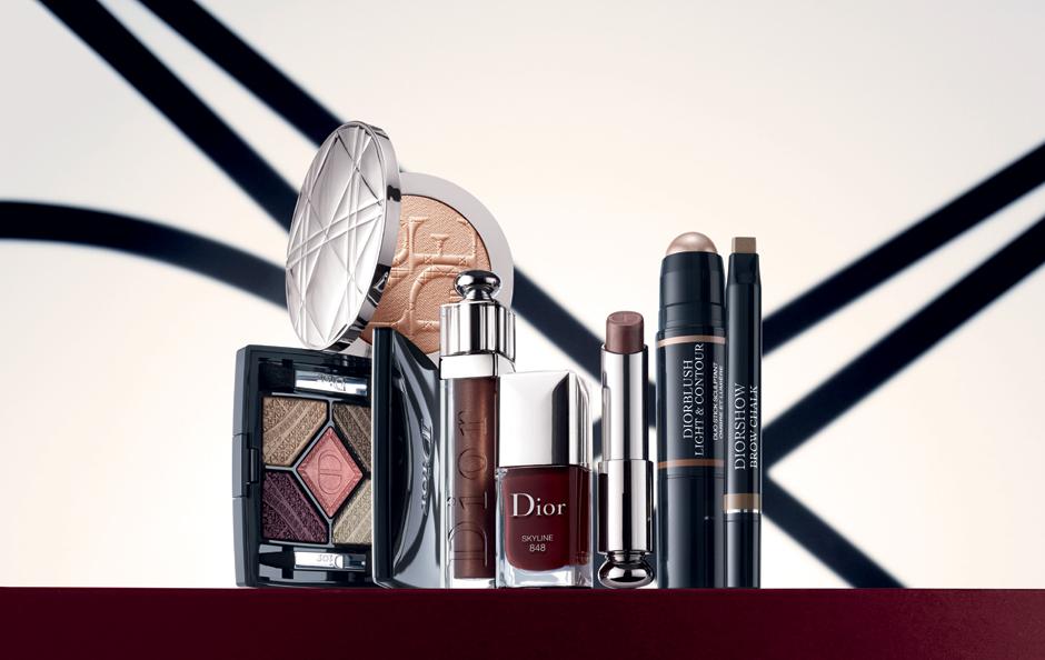 Коллекция макияжа Dior Skyline