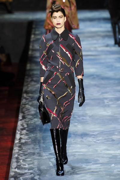 Показ Marc Jacobs на Неделе моды в Нью-Йорке | галерея [1] фото [33]