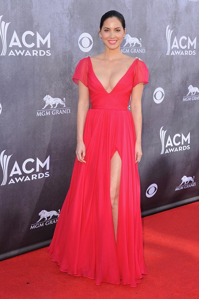 ACM Awards 2014 красная дорожка