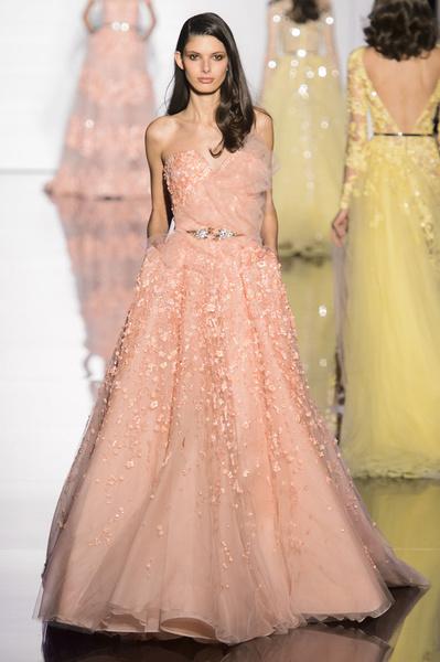 Показ Zuhair Murad Haute Couture | галерея [1] фото [16]