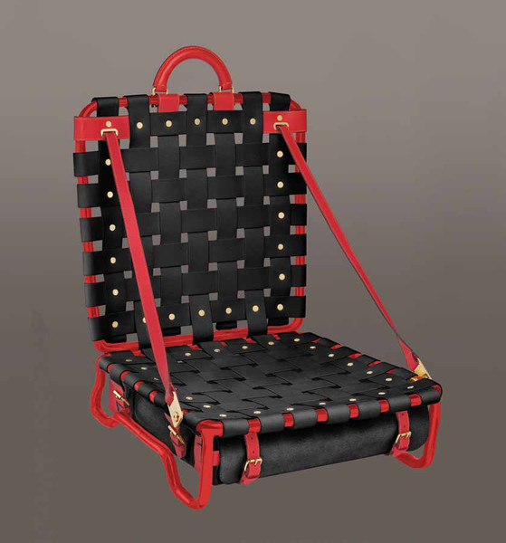 Выставка Objets Nomades от модного дома Louis Vuitton | галерея [1] фото [9]