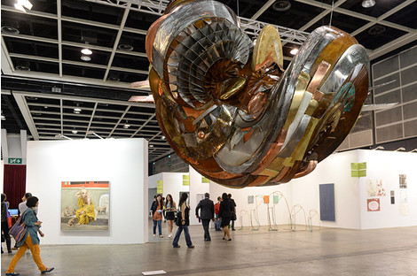 Ярмарка Art Basel Hong Kong