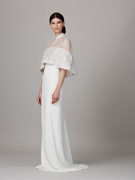 Лучшие коллекции Недели свадебной моды | галерея [2] фото [9]