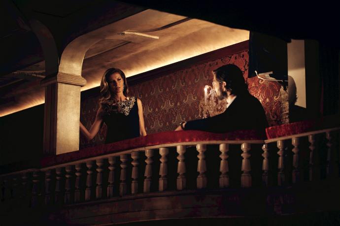 Рекламная кампания аромата Chanel №5