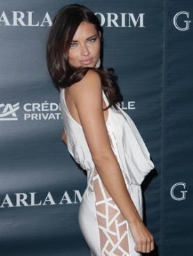 Адриана Лима на BrazilFoundation Gala