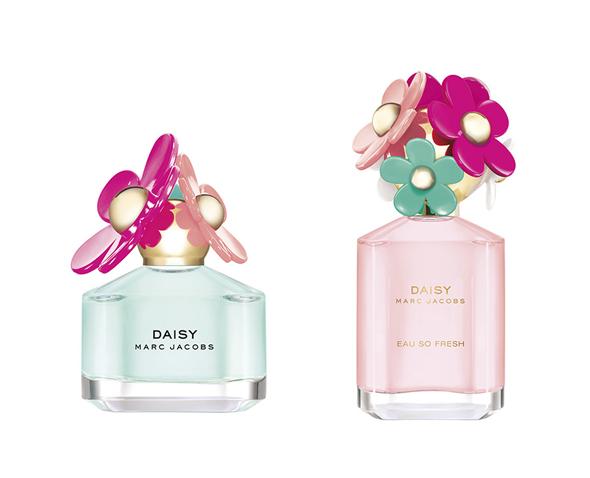 marc jacobs выпустил лимитированные версии ароматов daisy