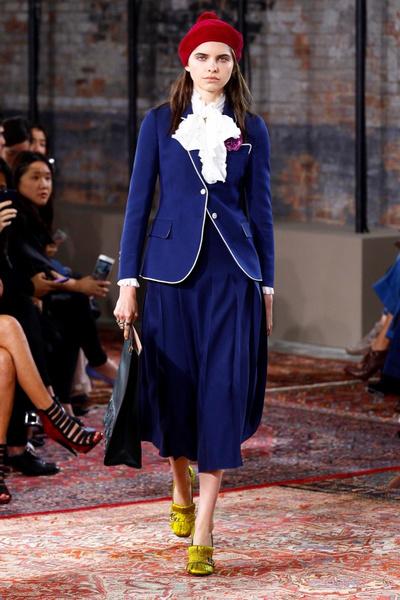 Дом Gucci представил новую круизную коллекцию 2016 | галерея [2] фото [50]