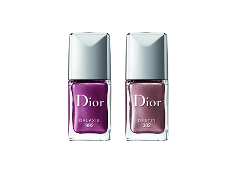 Лаки для ногтей Dior Mystic Magnetics