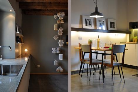 Топ-10: дизайнерские квартиры в Милане | галерея [3] фото [7]