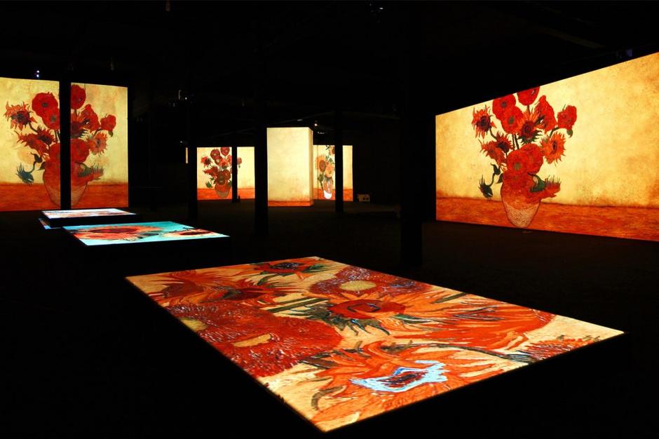 Выставка «Ван Гог. Ожившие полотна» фото 2
