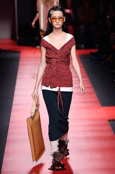 Неделя моды в Милане: день первый | галерея [2] фото [5]