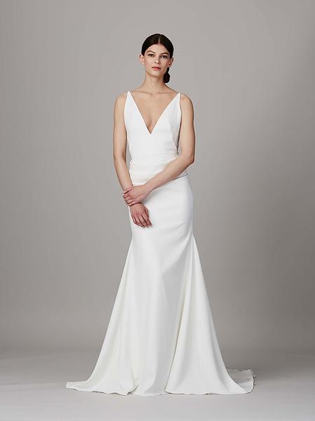 Лучшие коллекции Недели свадебной моды | галерея [2] фото [5]