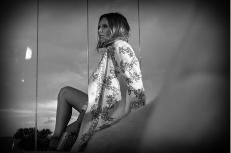 Дочь Шона Пенна Дилан стала лицом бренда Ermanno Scervino | галерея [1] фото [4]