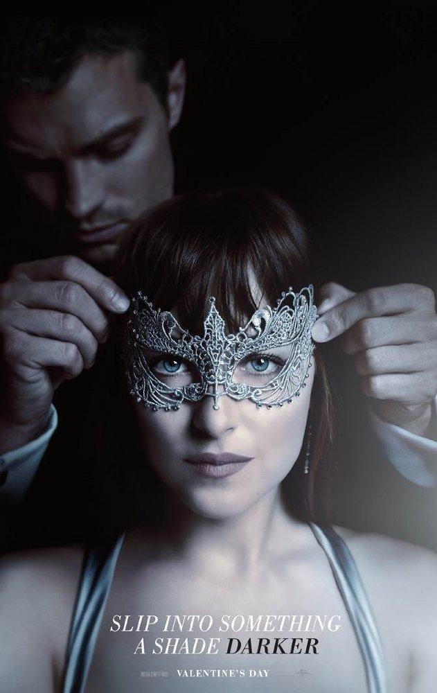 Постер к фильму «На пятьдесят оттенков темнее»