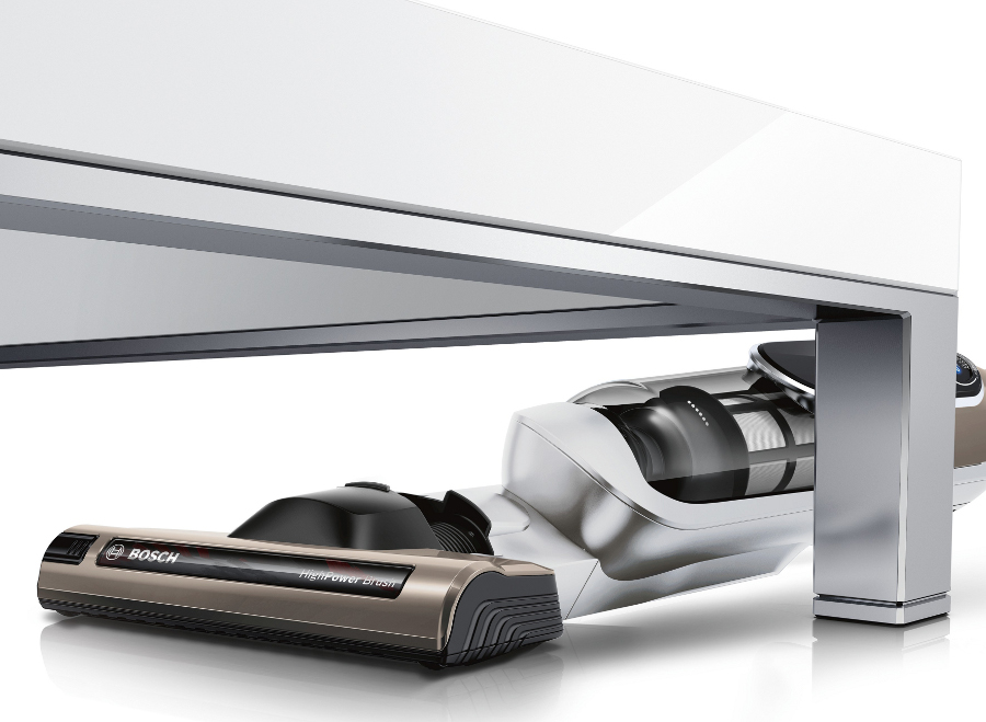 Новые беспроводные пылесосы Bosch