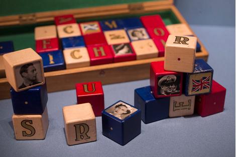 Игрушки принца Чарльза