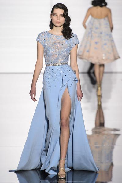 Показ Zuhair Murad Haute Couture | галерея [1] фото [8]