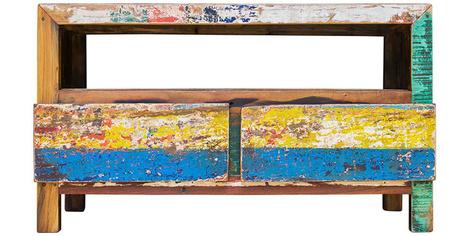 Новая коллекция мебели из лодок от Like Lodka | галерея [1] фото [5]