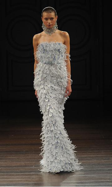 Лучшие коллекции Недели свадебной моды | галерея [5] фото [6]